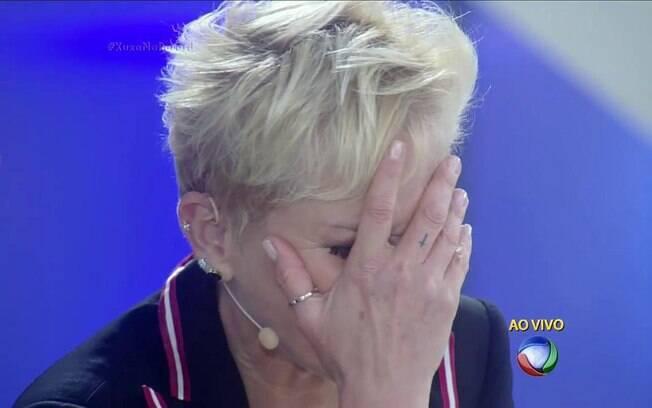 Xuxa faz revelações em seu programa