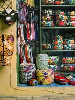 Fazer compras é uma experiência de viagem essencial. É uma forma profundamente interessante de compreender uma cultura