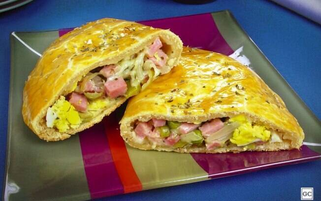 Pastelão à portuguesa de forno: opção irresistível para o lanche da tarde