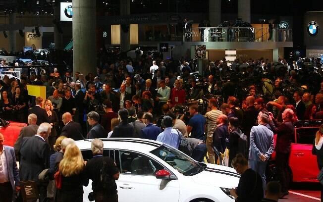 O Salão do Automóvel ainda terá um futuro promissor?