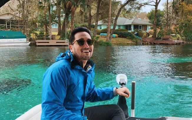 O viajante Lucas Estevam foi conhecer cidades próximas a Orlando para descobrir o que há de melhor na Flórida