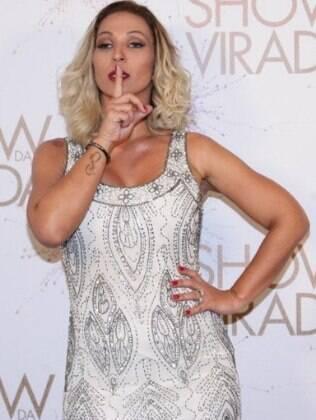Valesca no 'Show da Virada'