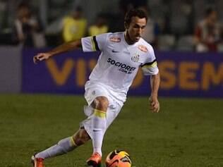 Thiago Ribeiro espera um jogo difícil contra o