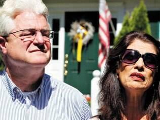 Pais do jornalista norte-americano pedem libertação dos outros reféns