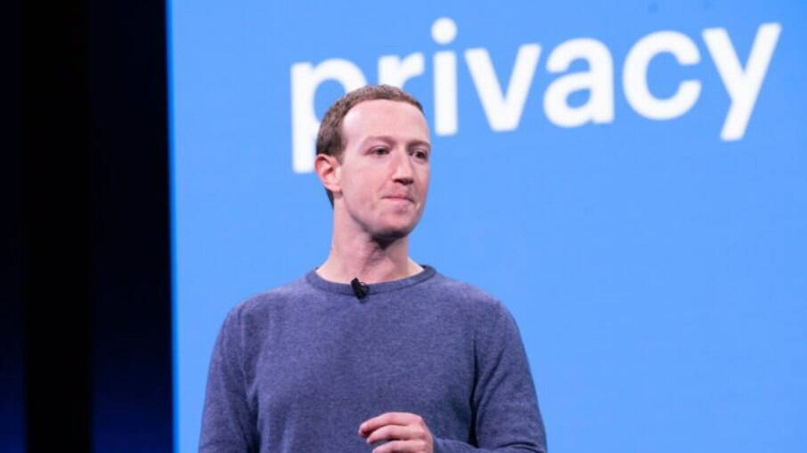 Mark Zuckerberg é o CEO do Facebook, que é dono do Whatsapp