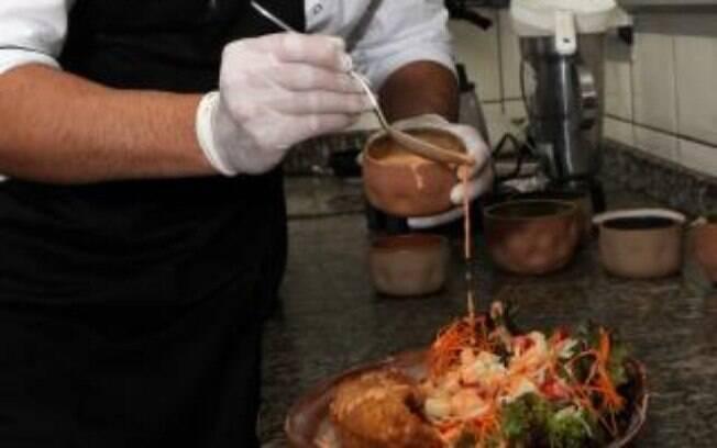 Os pratos serão preparados pelo chef Júnior Monteiro e instrutores.