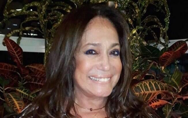 Susana Vieira diz que leucemia não é novidade e que sua saúde está estabilizada