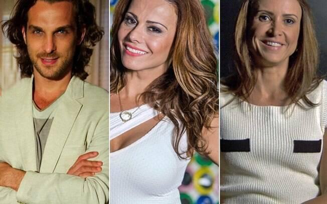 Igor Rickli, Viviane Araújo e Maurren Maggi são confirmados na
