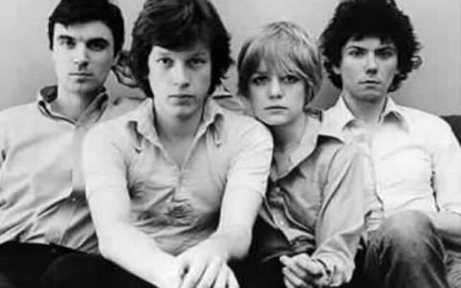 Talking Heads, banda de rock que ficou em atividade durante 1975 e 1991