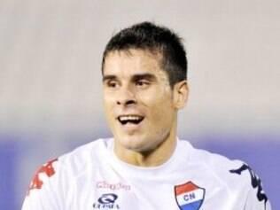 Melgarejo anotou um gol contra o Atlético no Paraguai