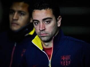 Xavi está de saída do Barcelona para o Al Sadd, do Catar. Ele está há 18 anos no time espanhol