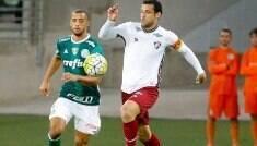 Palmeiras decide no 2º tempo e derrota o Fluminense