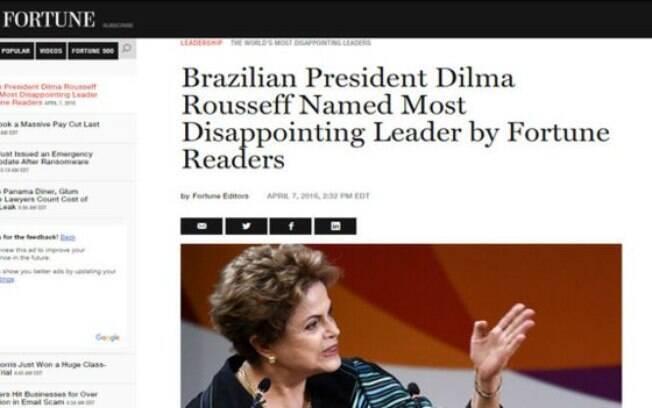 Dilma teve 374 mil votos, 20 vezes mais do que a votação do segundo colocado