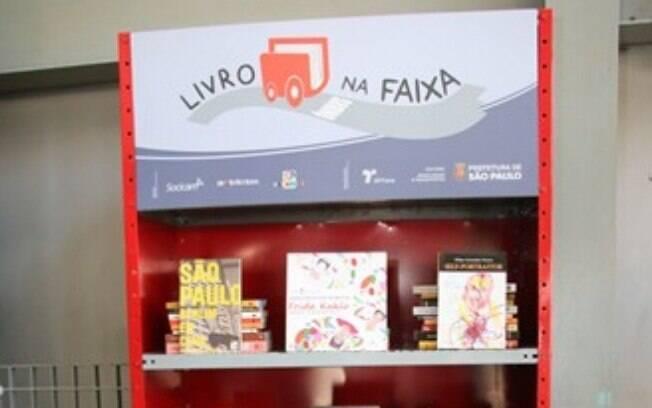 SPtrans vai distribuir livros no terminal Lapa e Princesa Isabel nesta terça-feira
