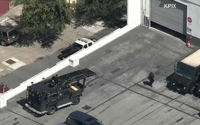 Tiroteio deixou ao menos quatro feridos no estado da Califórnia, nesta quarta-feira (14)
