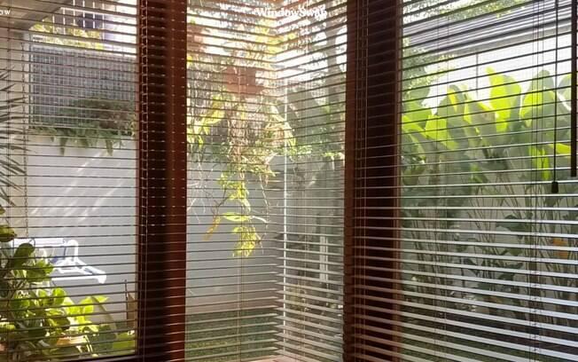 Uma das janelas disponíveis no site WindowSwap
