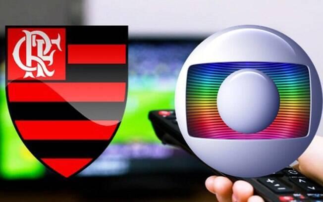 Flamengo ainda não se acertou com a TV Globo