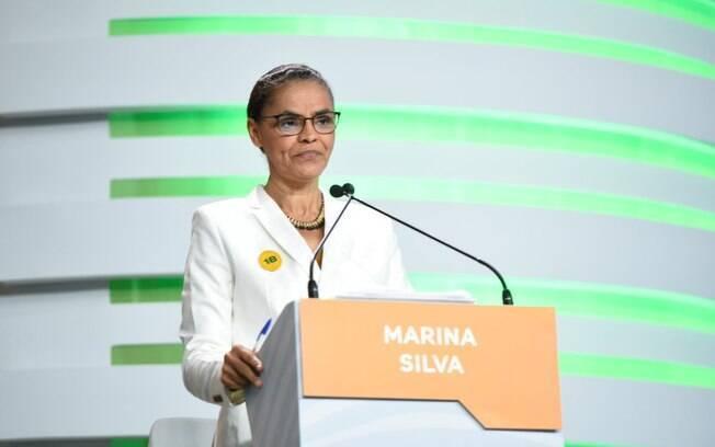 Campanha de Jair Bolsonaro e Dilma Rousseff foram as alvos de Marina Silva no debate da TV Aparecida