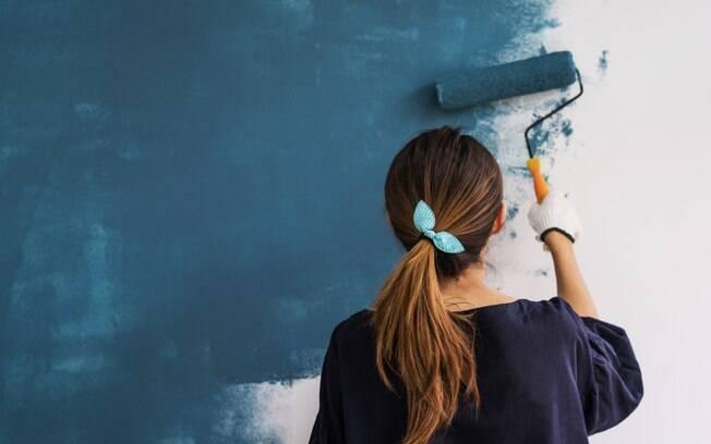 Faça você mesmo: 4 truques infalíveis para pintar as paredes!