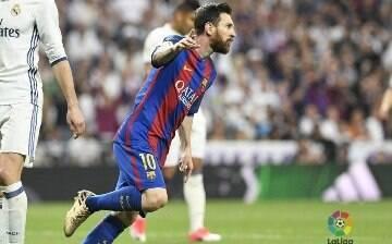 Barcelona vira sobre o Real em jogo eletrizante e reabre disputa no torneio