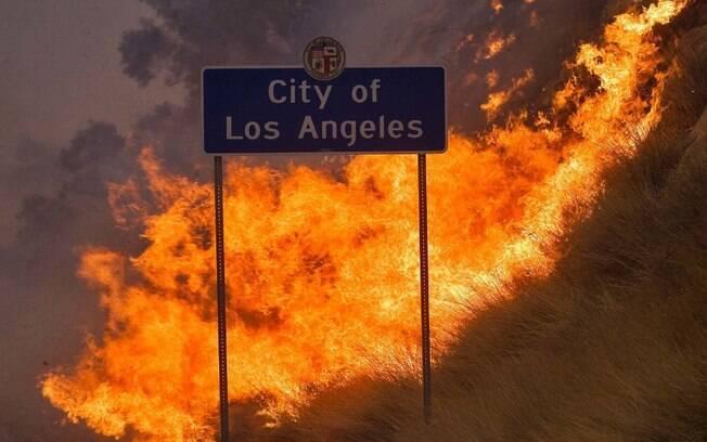 Incêndios na Califórnia costumam acontecer anualmente
