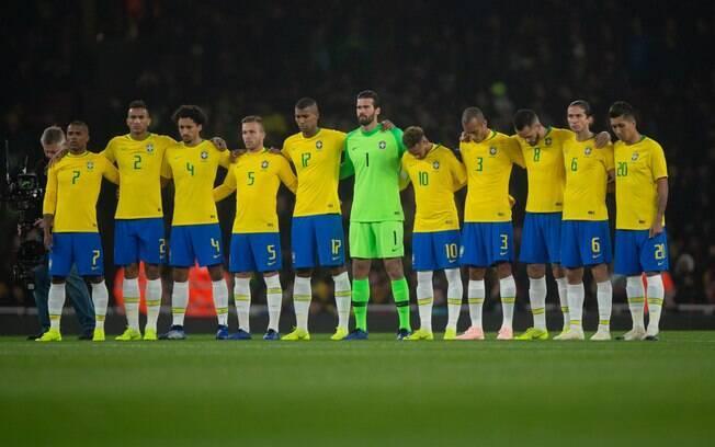 Seleção Brasileira será cabeça de chave do grupo A na Copa América de 2019