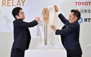 Tóquio 2020 apresenta nova tocha olímpica sustentável e divulga programação