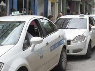Tarifa de táxi já está mais cara na cidade