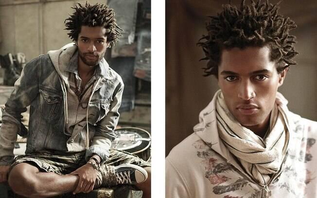 """A """"models.com"""" apresentou Thiago Santos como um dos modelos mais promissores do mundo"""