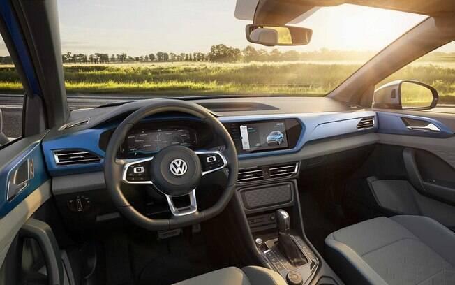 VW Tarok. Foto: Divulgação