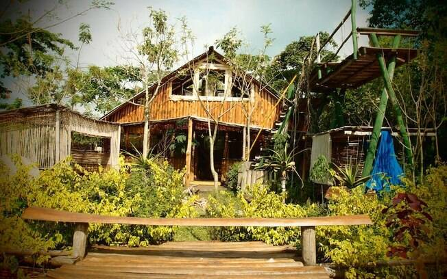 A quarta das casas exóticas dessa lista fica em um oásis equatorial, no lago da cidade de Lyantonde, em Uganda