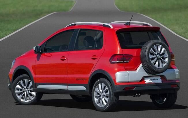 VW CrossFox é o primeiro entre as nossas sugestões de aventureiros seminovos