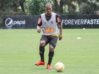 Danilo Pires tem a chance de fazer sua estreia pelo Atlético em plena Libertadores