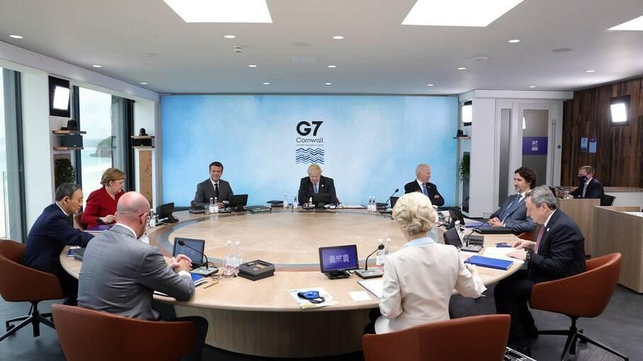 G7 exigiu da Rússia atitudes contra crimes cibernéticos
