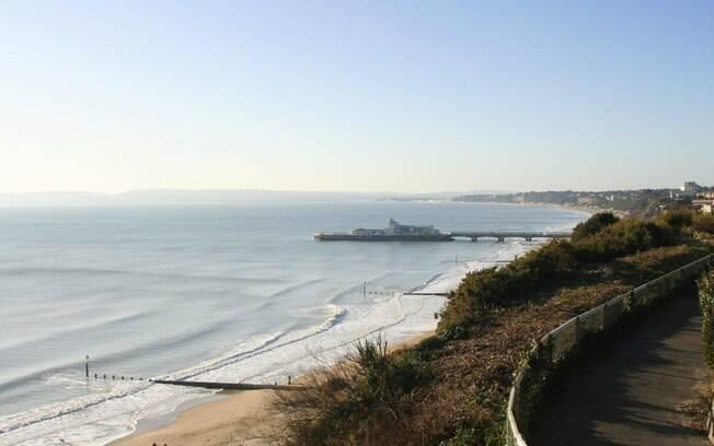 Praias e parques fazem de Bournemouth a melhor pedida para desenferrujar o inglês