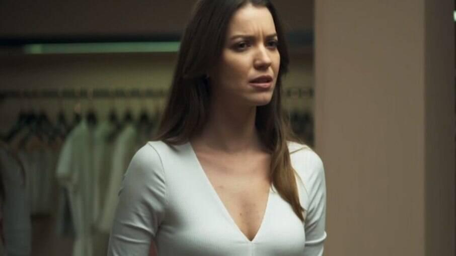 Nathalia Dill vai sair da Globo