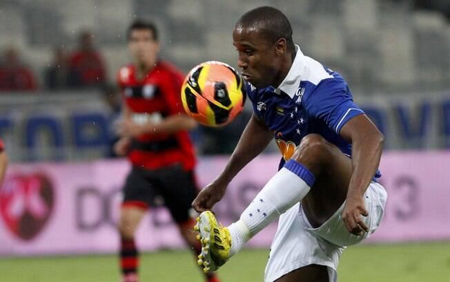 Borges, atacante do Cruzeiro