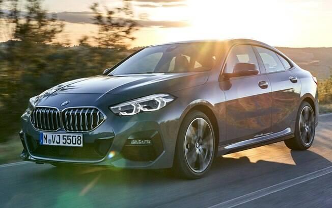 BMW Serie 2 Gran Coupé: sedã entrará em um segmento que virou nicho de mercado no Brasil, com poucos concorrentes
