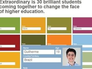 Brasileiro integra primeira turma da Universidade Minerva