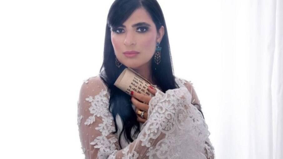 Fernanda Brum é processada por igreja evangélica