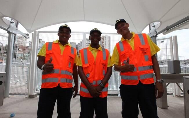 Funcionários da Fonte Nova se preparam para receber os primeiros torcedores