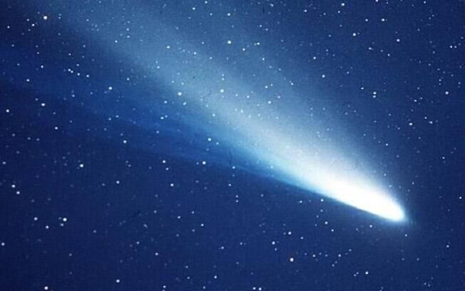 Segundo o Grupo de Astronomia de Pernambuco, geralmente a chuva de meteoros está associada aos cometas