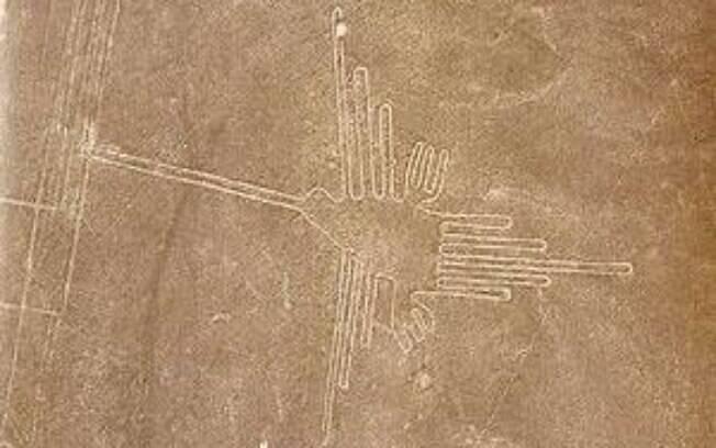 Ao menos três geoglifos das Linhas de Nazca foram danificados pela entrada ilegal de um caminhão na área
