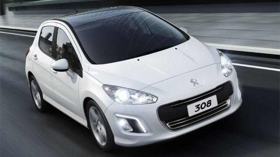 Câmbio defeituoso do Peugeot 308 contribuiu para a má fama do modelo no Brasil
