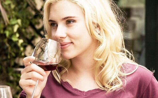 Scarlett Johansson está entre as atrizes que fazem parte das fantasias masculinas