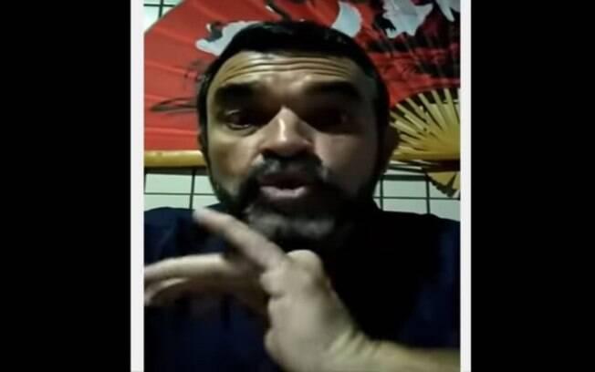 Em vídeo, coronel Carlos Alves, apoiador de Bolsonaro, ofende Rosa Weber e ameaça o Supremo Tribunal Federal
