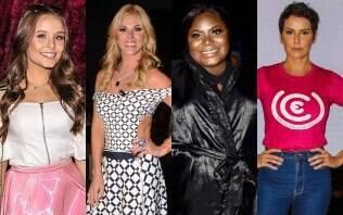 Confira os famosos que roubaram a cena no São Paulo Fashion Week 2019