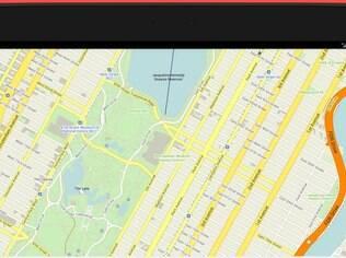 MapsWithMe tem mapas offline para iPhone/iPad e Android. Grátis (com versão paga e com mais recursos)