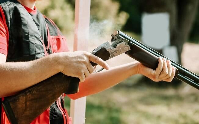 Imagem ilustrativa/Homem atirou no ex-genro