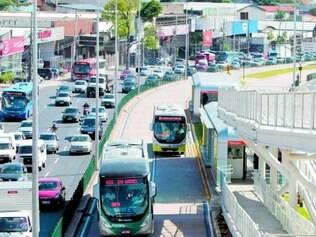Construção do corredor custou aproximadamente R$ 51 milhões.